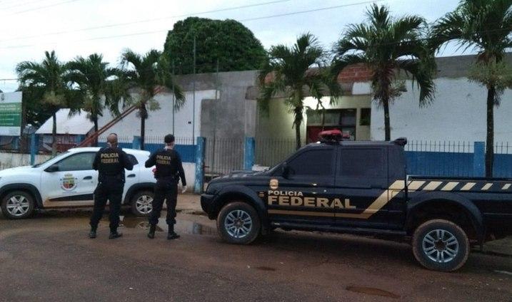PF apura desvios no combate à Covid-19 no Oiapoque, no Amapá