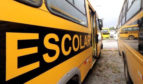 FNDE transferiu R$ 72 milhões para o transporte escolar