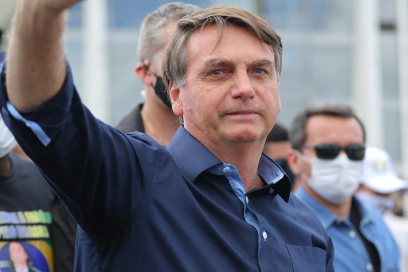 Bolsonaro pede que STF não afronte Executivo e cita 'interferência brutal'
