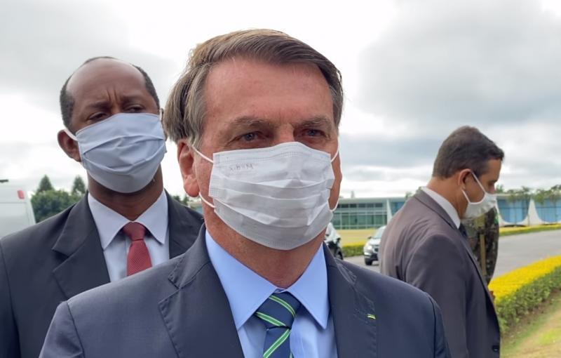 Governo não suportará mais 2 parcelas de R$ 600, diz Bolsonaro