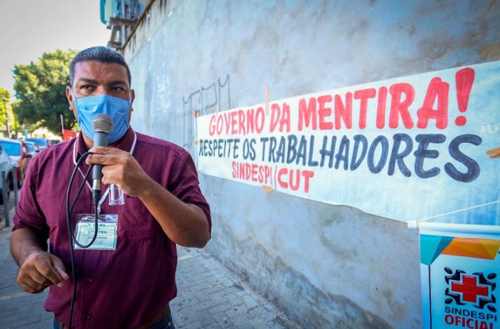 Trabalhadores da Saúde decidem deflagrar greve por tempo indeterminado no Piauí