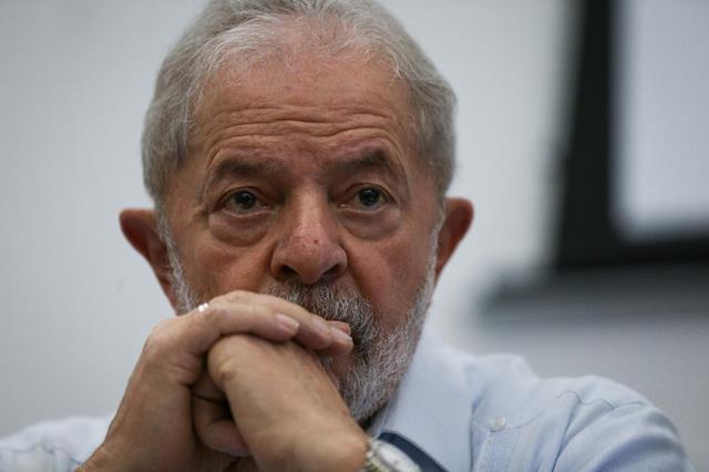 TRF4 nega pedido de Lula para desbloqueio de bens