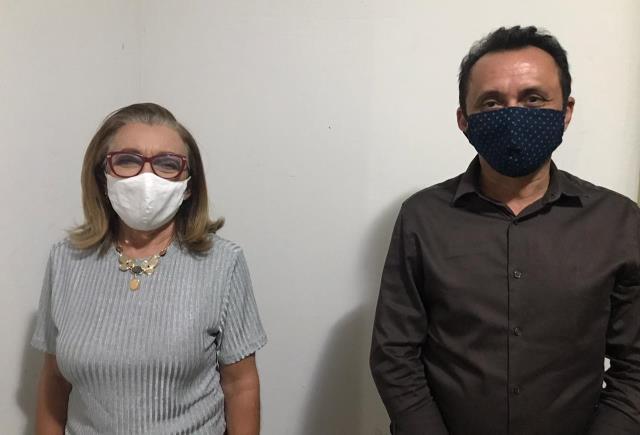 Vitorino Tavares e Isabel Neta definem chapa que disputará as eleições em João Costa