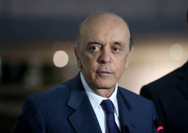 PF deflagra ação na casa de José Serra após denúncia de lavagem de dinheiro