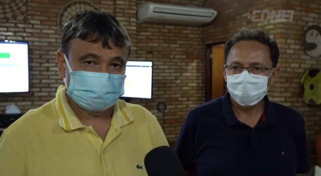 Governador Wellington Dias declara apoio a Ednei Amorim em São João do Piauí