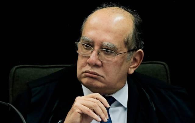 Ao lado de Mandetta, Gilmar Mendes critica militares no Ministério da Saúde