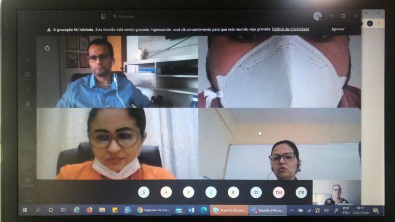 MPI discute melhorias para o Hospital Estadual de São João do Piauí