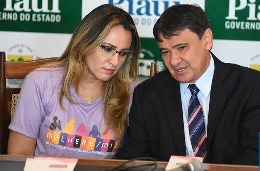 Residência de W.Dias e gabinete de Rejane são alvos da PF