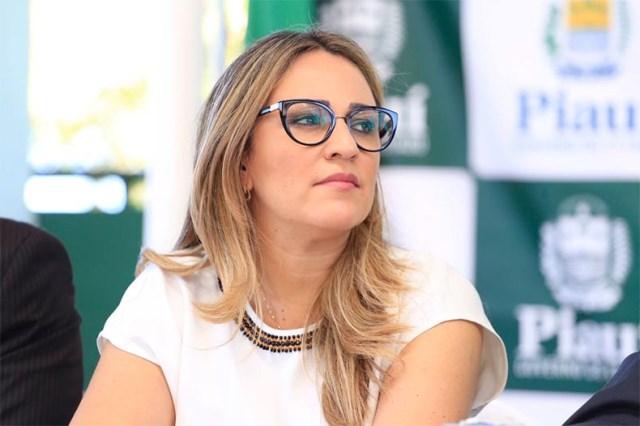 PF diz que Rejane Dias recebeu 'vantagem indevida'