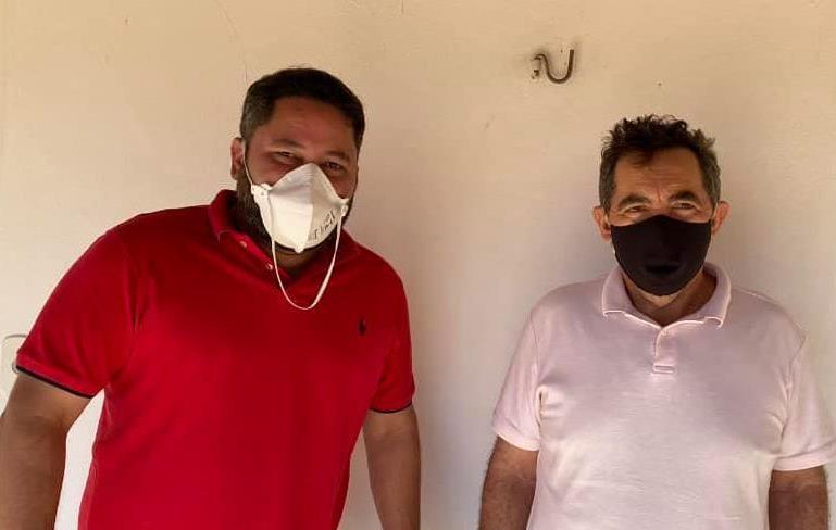 Ex-vereador Gervásio declara apoio a Dr. Alexandre Mendonça