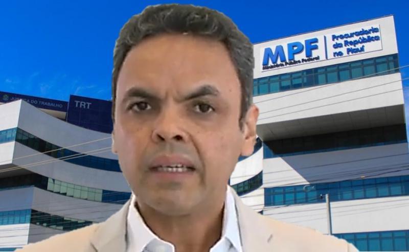 Inquérito contra Gil Carlos por suposta falta de repasse ao HETNB é remetido ao MPF