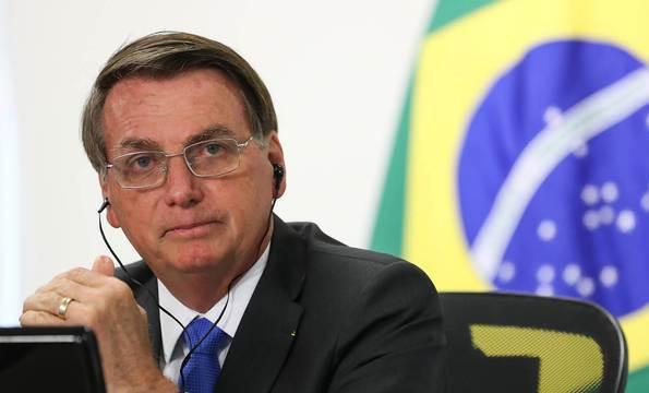 Bolsonaro tem melhor índice desde o início do mandato, diz pesquisa