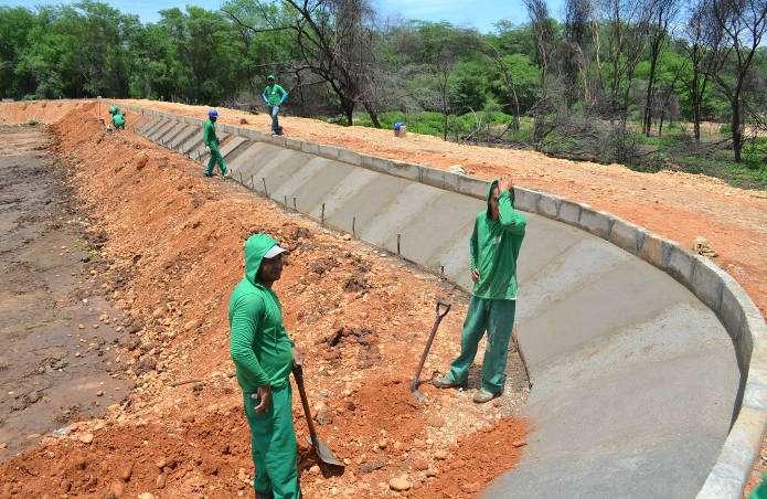 Ministério do Meio Ambiente vai fiscalizar ETA que está sendo construída na gestão Gil Carlos