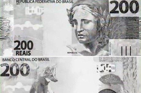 Nota de R$ 200 entra em circulação a partir de hoje