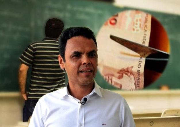 Gestão Gil Carlos teve que pagar diferença de descontos de R$ 500 reais a professores
