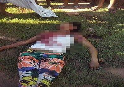 Homem é linchado após matar ex-mulher com golpe de faca