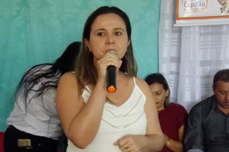 Capitão Gervásio Oliveira: prefeita é investigada por suposta acumulação de cargo público