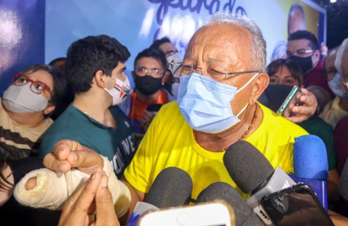 Dr.Pessoa, do MDB, é eleito o novo prefeito de Teresina