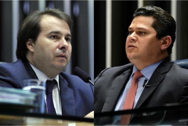 STF veta possível reeleição de Maia e Alcolumbre no Congresso