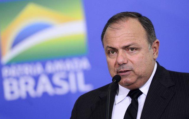 Ministro Eduardo Pazuello envia ao STF plano nacional de imunização