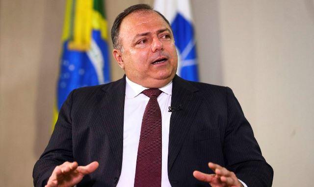 Eduardo Pazuello diz que estados receberão vacina simultaneamente