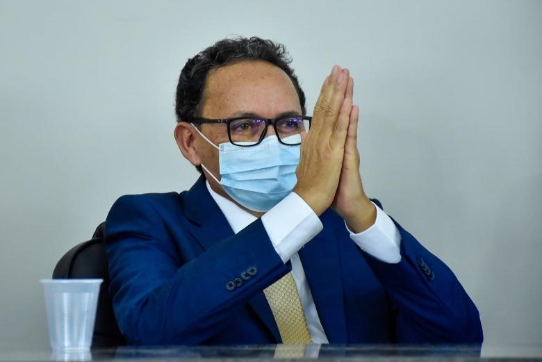 Prefeito Ednei Amorim divulga nomes de seu secretariado; veja os nomes