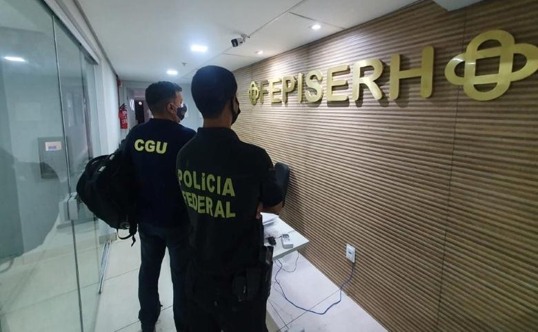 PF deflagra mais uma operação contra fraudes em recursos da covid-19 na Sesapi