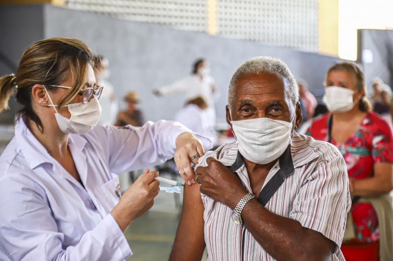 Prefeitura de São João do Piauí vacina idosos com mais de 90 anos a partir de amanhã, dia 11