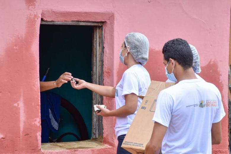 Saúde municipal faz Busca Ativa e realiza 199 testes para diagnóstico de covid-19