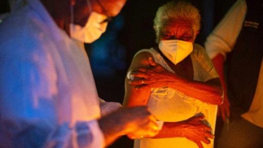 População quilombola será 100% vacinada contra covid-19