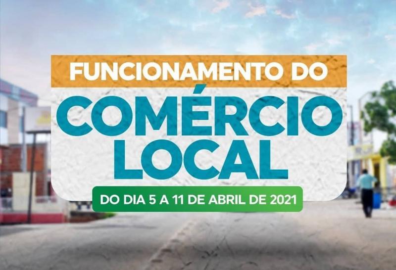 São João do Piauí adere às novas medidas de enfrentamento ao novo coronavírus
