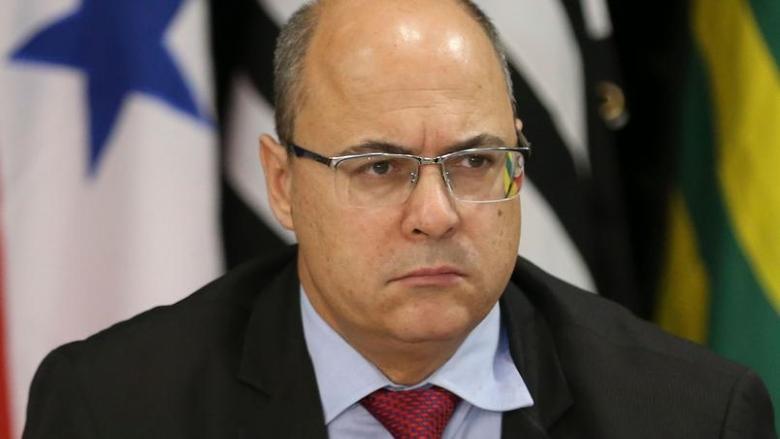 Witzel chora durante interrogatório em processo de impeachment