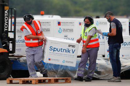 Anvisa diz não ter dados suficientes para atestar segurança da Sputnik