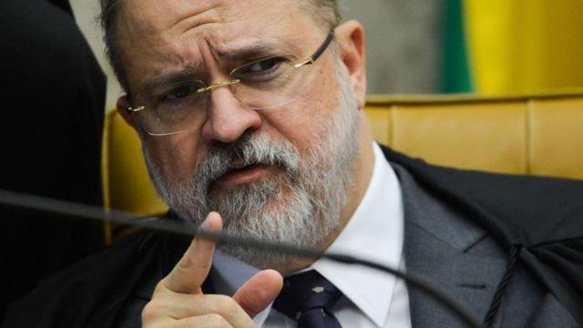 Aras nega pedido de Ciro Gomes para investigar Bolsonaro
