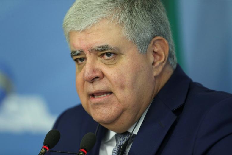 Bolsonaro exonera ex-ministro Carlos Marun na usina de Itaipu