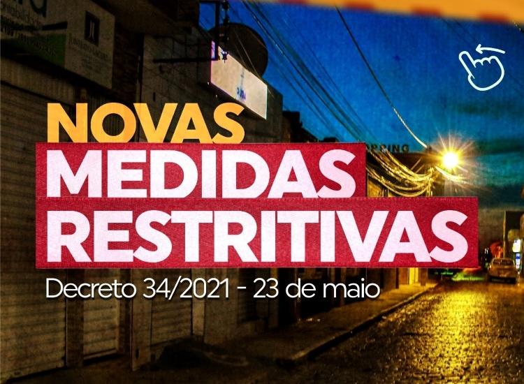Novas medidas contra a Covid-19 são adotadas em São João do Piauí