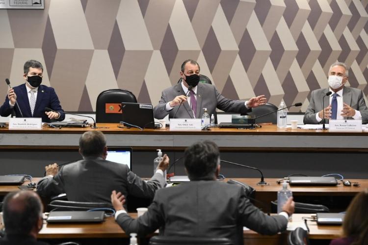 Governadores tentam nova cartada para reverter ida à CPI da Covid
