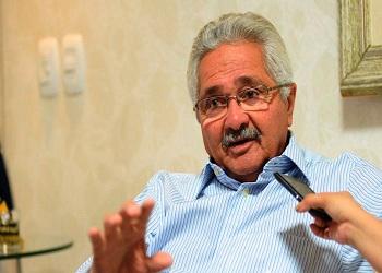 Elmano Férrer diz que João Vicente pode presidir o PL no Piauí