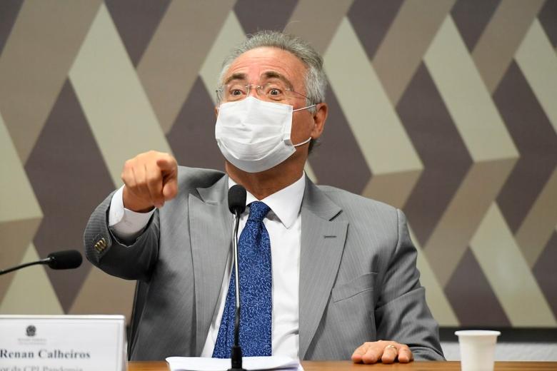 Renan Calheiros aciona o STF por suposto abuso de autoridade da PF