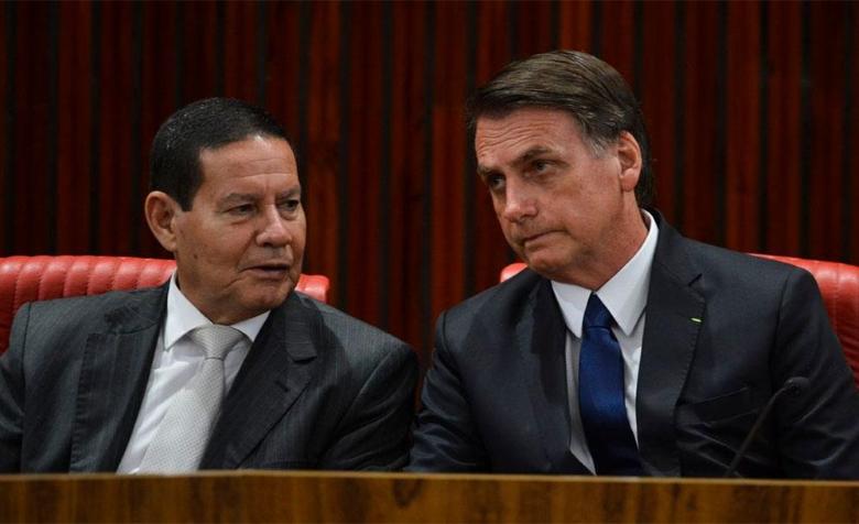 TSE irá analisar cassação da chapa de Bolsonaro após o recesso
