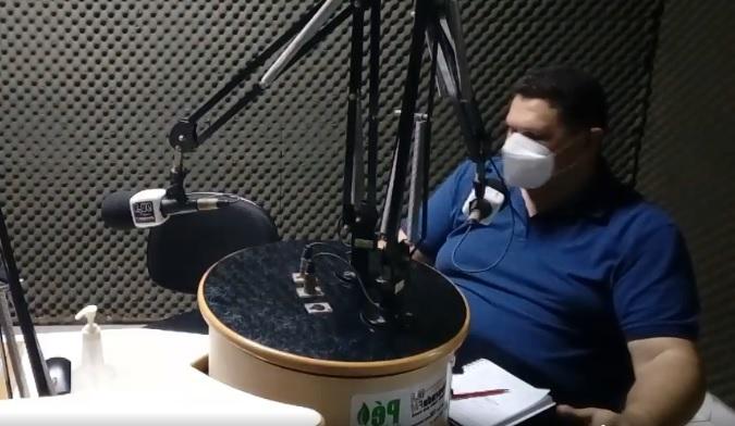Moacyr Rocha: 'dois carros que mais sujam do que colhem'