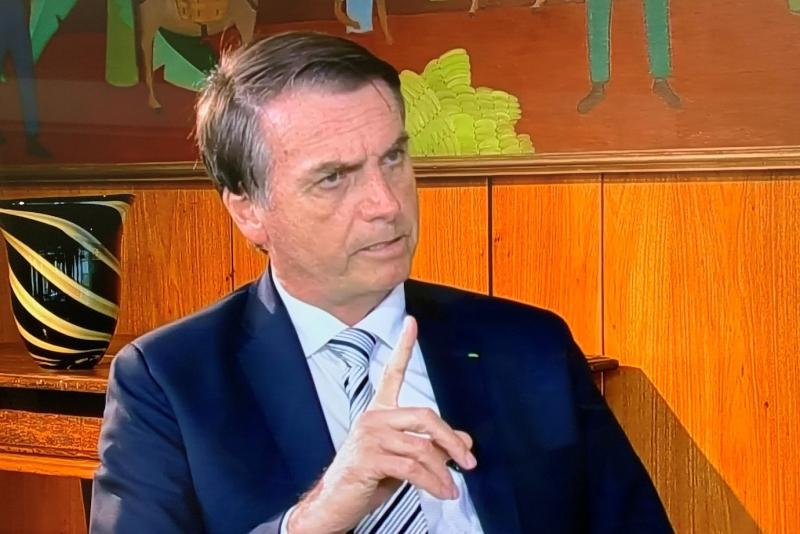 Bolsonaro diz que vetará aumento ao fundo eleitoral para 2022