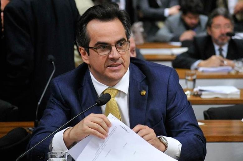 Ciro Nogueira poderá ser Ministro da Casa Civil no governo Bolsonaro