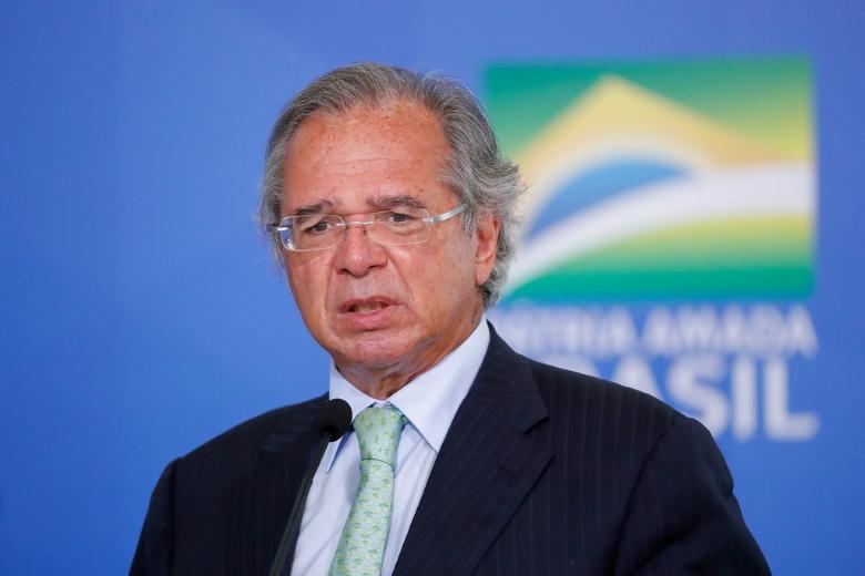R$ 89 bilhões em precatórios é 'meteoro', afirma Paulo Guedes