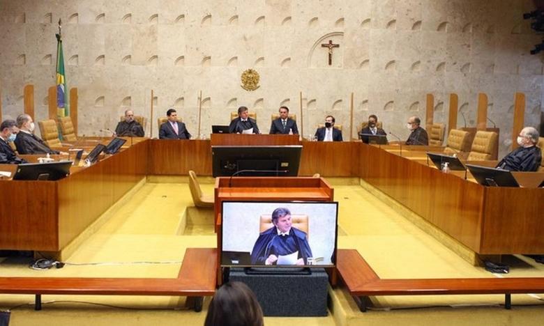 Supremo reage pedido de impeachment de Bolsonaro contra Alexandre de Moraes