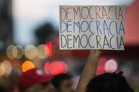 A 'democracia' de quem está preocupado com  2022