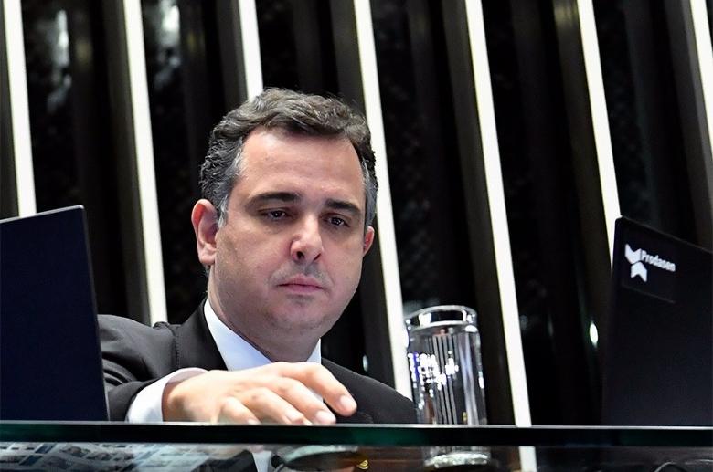 Pacheco rejeita o pedido de impeachment contra Alexandre de Moraes