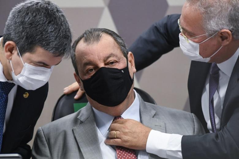 CPI da Covid recorre ao STF pela convocação de governadores