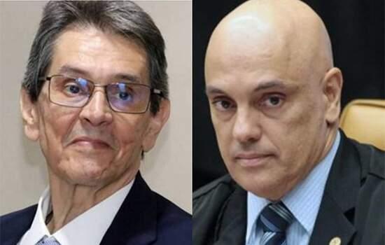 Moraes tira o direito de porte de armas de Roberto Jefferson