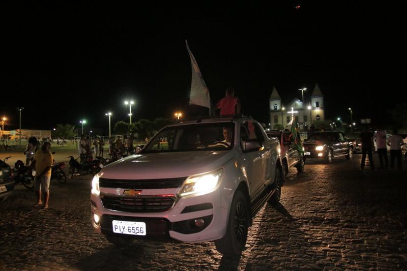 Carreata em comemoração ao 07 de Setembro tomou ruas em São João do Piauí